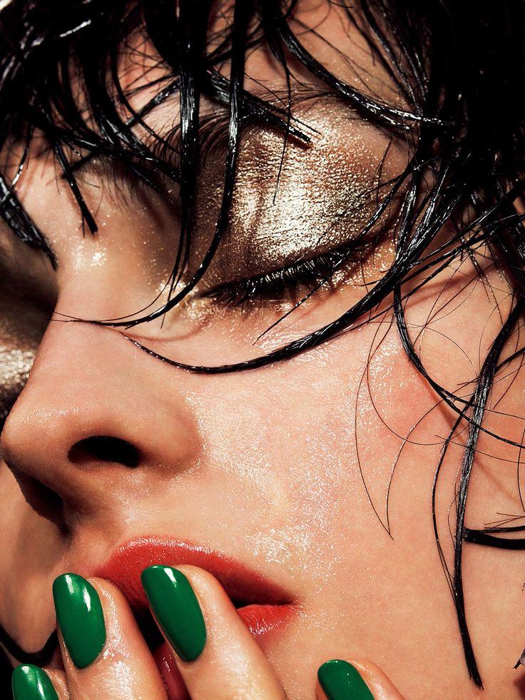 Daga Ziober by Simon Emmett for Vogue Japan