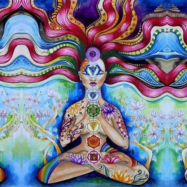 Медитация для гармонизации чакр