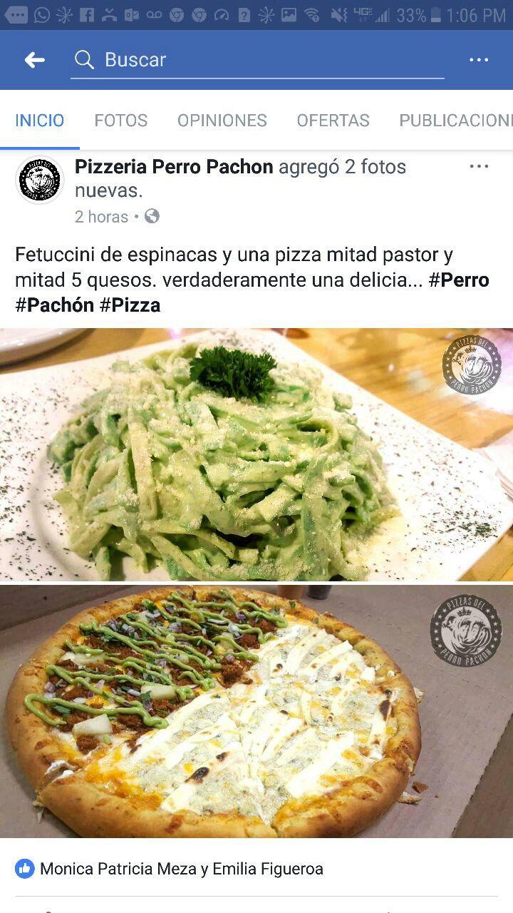 Pizzeria Perro Pachon Mexicali Baja Ca Mexico 6863263622 phone number