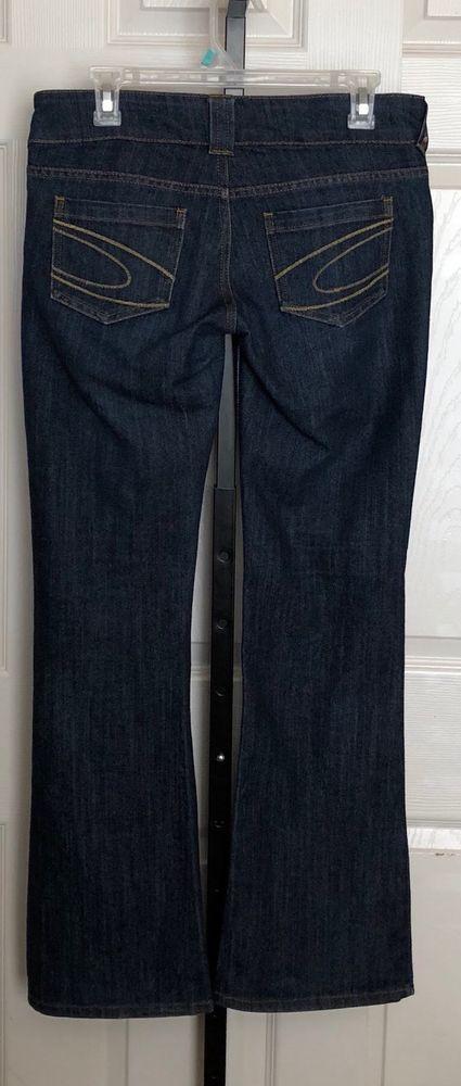 Women's Oakley Boot Cut Jeans Size 27  | eBay