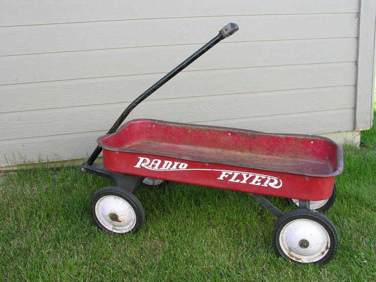 Wagons For Toys : Best images about radio flyer on pinterest radios