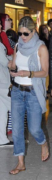 Jennifer Aniston ..love her style