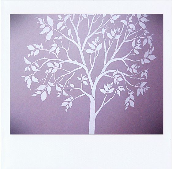 Printable large tree stencil for wall p wall decal for Large tree template for wall