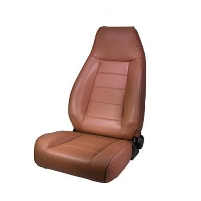 Rugged Ridge Rugged Ridge Factory Style Replacement Seat with Recliner (Spice) -… #JeepAccessories #JeepParts #Wrangler #Cherokee #Liberty