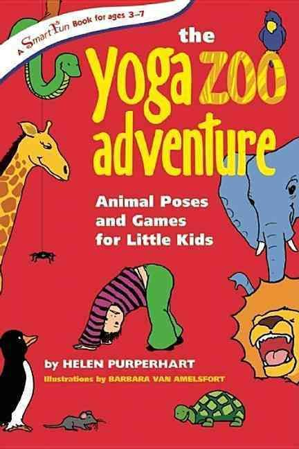This ingenious book uses the postures and movements of zoo animals to teach yoga movements to children. The first part of the book covers theoretical and practical information for parents and teachers