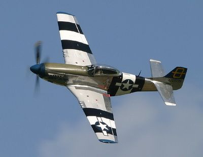 Fighting Planes | Rank 1 – P51 Mustang Year 1941