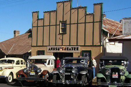 AMUSU Theatre - manildra