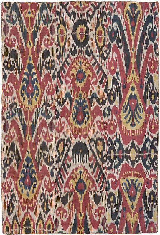 IKAT OF CENTRAL ASIA | circa 1870 uzbekistan ikat my all time favorites is ikat