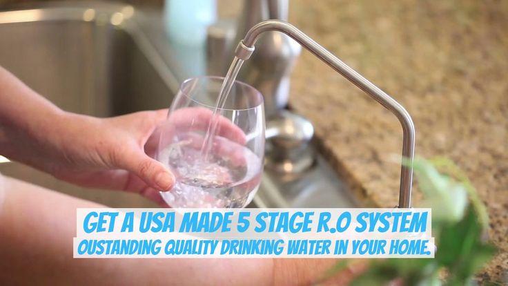 SoftPro 5 stage Reverse Osmosis