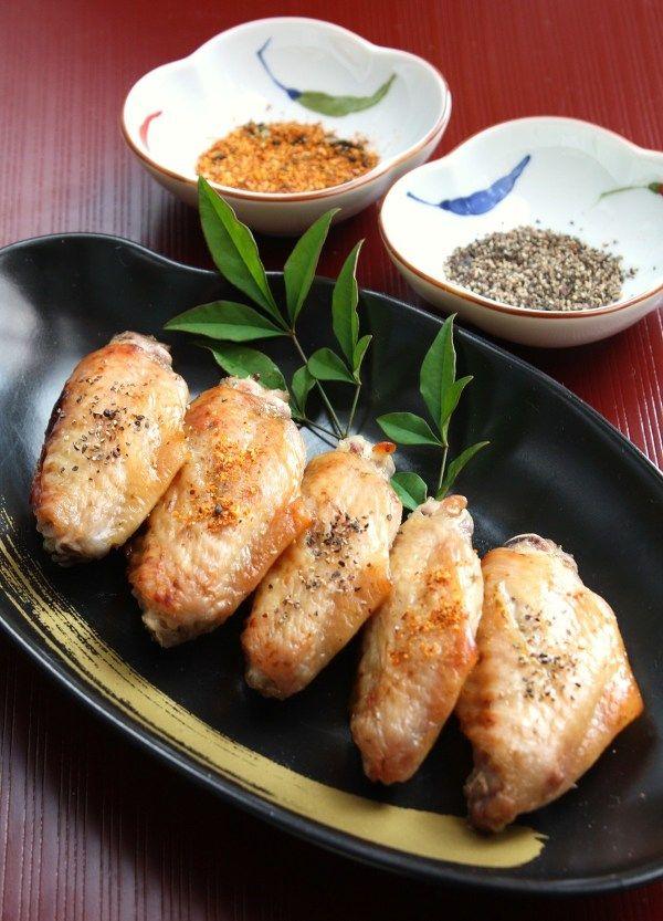 鶏手羽先の一夜干し by 長岡美津恵akai-salad   レシピサイト「Nadia ...
