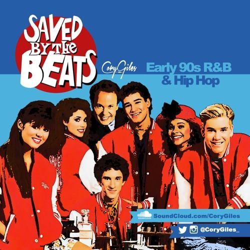 """""""Saved By The Beats"""" is my 2nd DJ Mix project, its inspired by the 90s T.V. show Saved by the Bell. Check It Out !! #90s #SavedByTheBell #Music #DJ"""