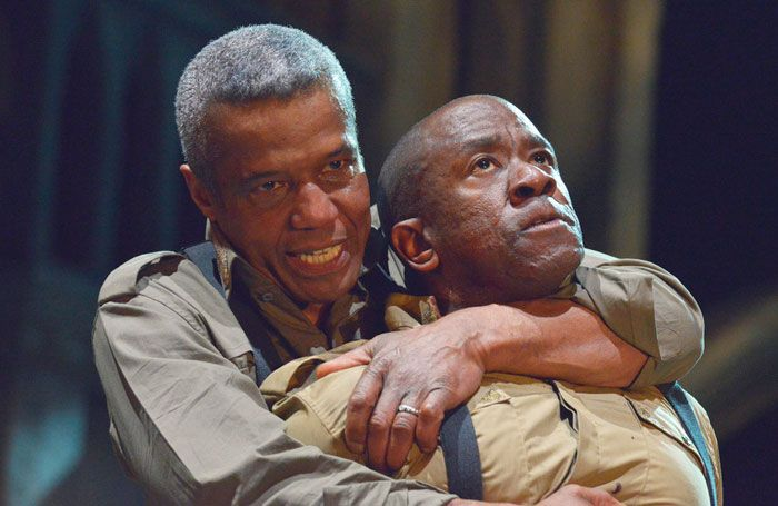 Richard Jordan: My theatre highlights of 2015