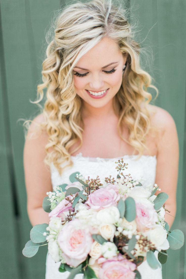 Best 25 Winter Wedding Hairstyles Ideas On Pinterest: Best 25+ Wavy Bridal Hair Ideas On Pinterest