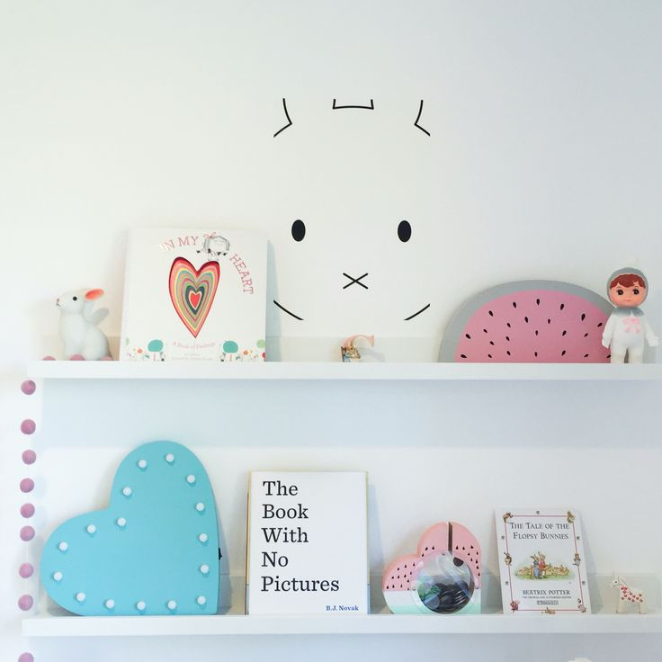Miffy. wall decal. wall sticker. poster print.
