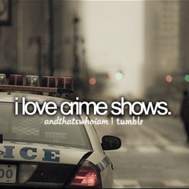 Yes! I watch them all the time! Investigation Discovery!!