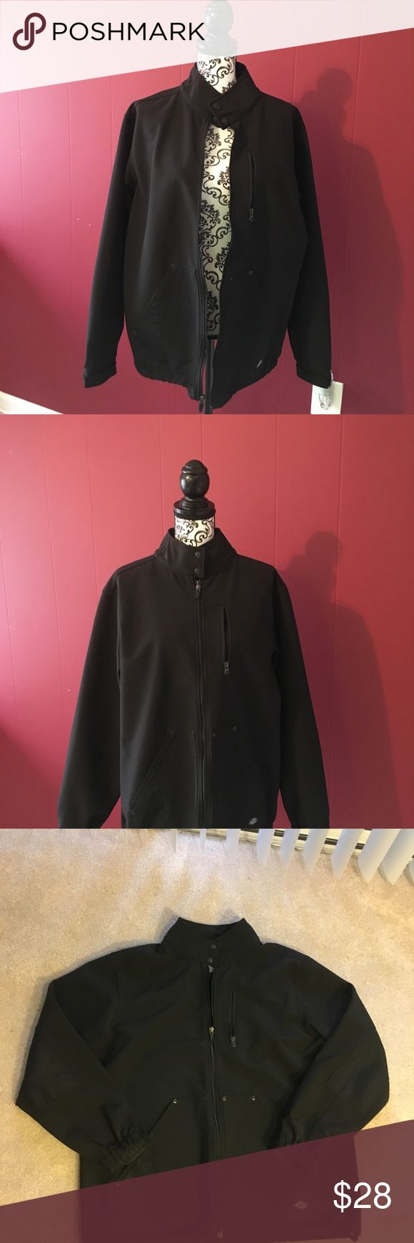 Men's Storm by Dickies Jacket Weather, water resistant, lightweight jacket in like new condition. Dickies Jackets & Coats