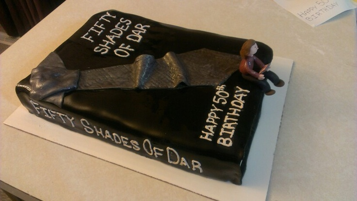 Darlene's 50th Birthday Cake
