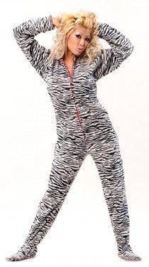 Footie Pajamas - I want some!
