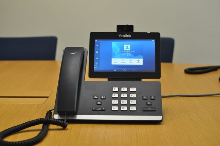 Blog - Zobacz nowy wideotelefon Yealink T58V voip24sklep.pl