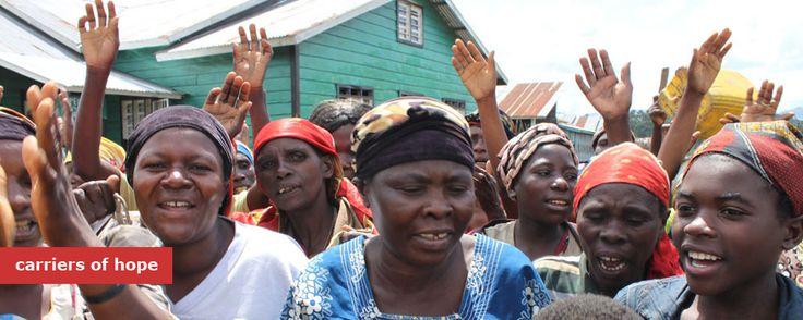 Kvinner i Goma