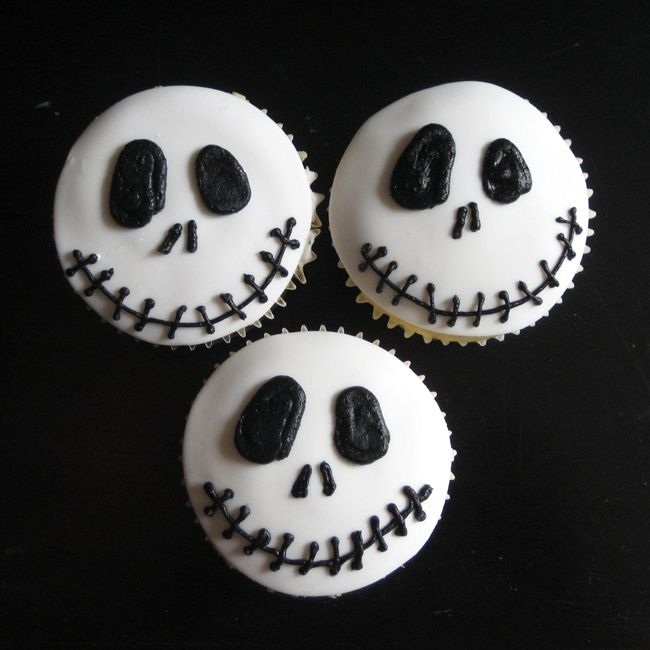 10 fun festive halloween recipes - Halloween Inspired Cupcakes