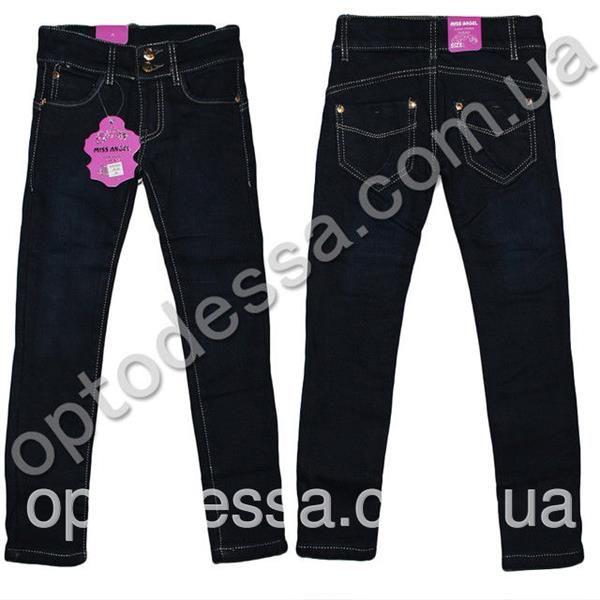 Детские джинсы стрейч оптом