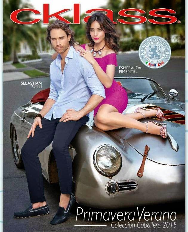 Catalogo Cklass Caballero Primavera Verano 2015. Zapatos y ropa para caballero