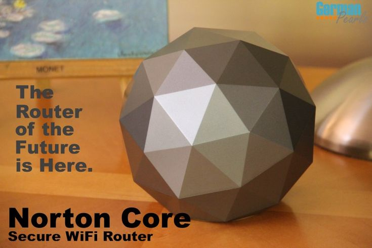 Norton Core Review: The Norton Core Secure WiFi Router, the router of the future with IoT security, parental controls & more. See the unboxing and review.