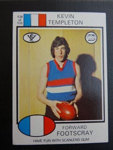 Bulldog Great, Kelvin Templeton #31