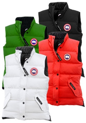 Canada Goose Freestyle Vest Forest Green