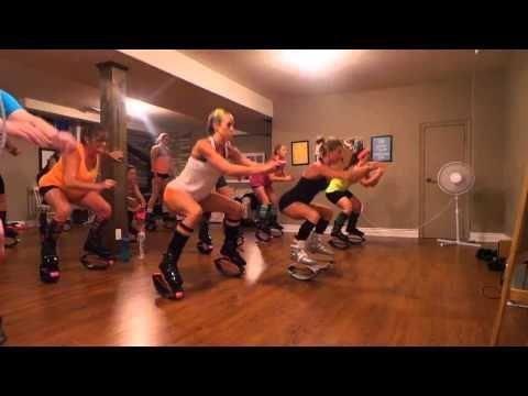 Kangoo Dance with Becky - Katy Perry - YouTube Good - beginner/warm up