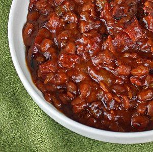 Baked Beans on Pinterest | Baked Bean Recipes, Southern Baked Beans ...