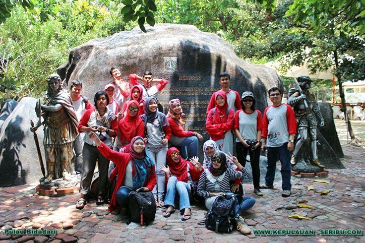 Wisata Pulau Bidadari Resort - Tour Pulau Seribu