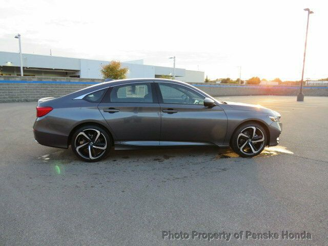 2020 Honda Accord Sedan Sport 1 5t Cvt Port 1 5t Cvt New 4 Dr Sedan Cvt Gasoline 1 5l 4 Cyl Modern Steel Metallic Honda Accord Sedan