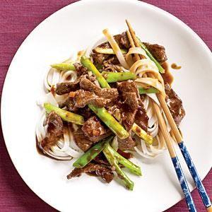 Mongolian Beef | MyRecipes