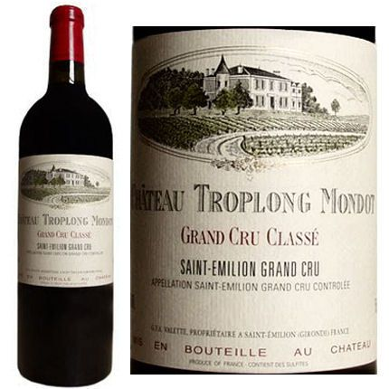 FineWineHouse - Chateau Troplong-Mondot Saint Emilion Grand Cru 2000 Rated 96WA, $149.95 (http://www.finewinehouse.com/chateau-troplong-mondot-saint-emilion-grand-cru-2000.html)