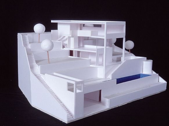 Diener House, Ronco Switzerland   Luigi Snozzi   theredlist.com