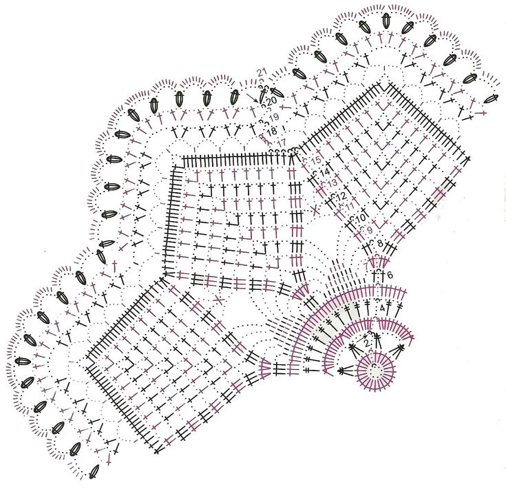 google gemachte handarbeiten pinterest deckchen. Black Bedroom Furniture Sets. Home Design Ideas