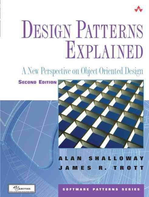 Design Patterns Explained: A New Perspective On Object Oriented Design