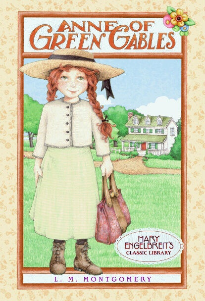 Anne of Green Gables - illustrated by Mary Engelbreit