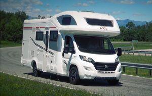 Arca Europa - il video CamperOnTest su www.camperonline.com