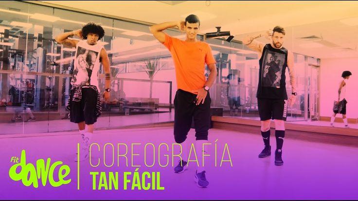 Tan Fácil - CNCO - Coreografía - FitDance Life