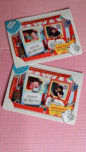 Hunting a photo booth on wedding fair. Try for free two