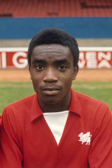 Laurie Cunningham of Leyton Orient in 1973.