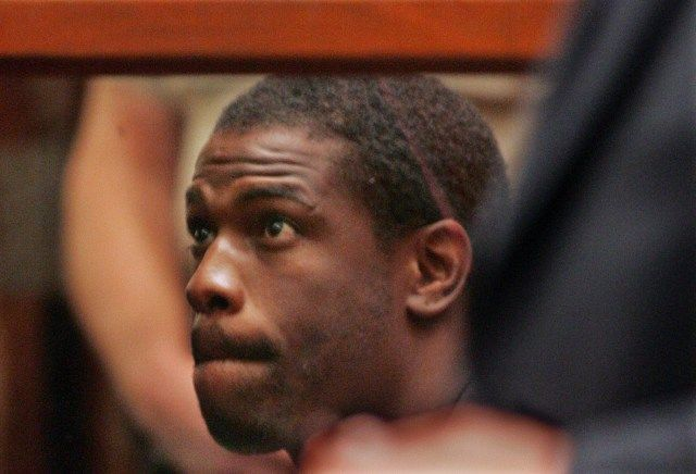 XXX LAWRENCE PHILLIPS _PHILLIPS SENTENCED FOOTBALL_4914.JPG S A FBN FILE USA CA - Provided by USA Today Sports
