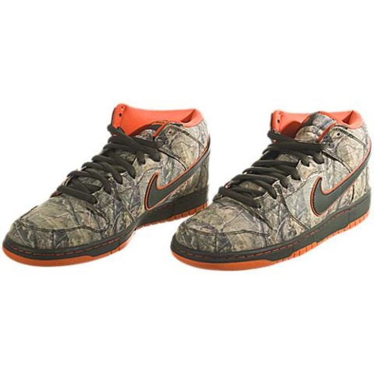 realtree shoes | Nike Dunk Mid SB (Realtree Camo) - Sports Shoes Sale,