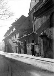 Znalezione obrazy dla zapytania ulice dawnego Krakowa