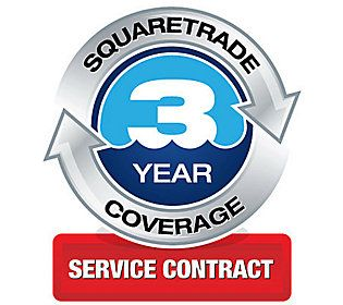 SquareTrade 3-Year Service Contract: Electronics $100 to $125