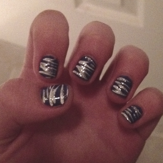 My finger nails