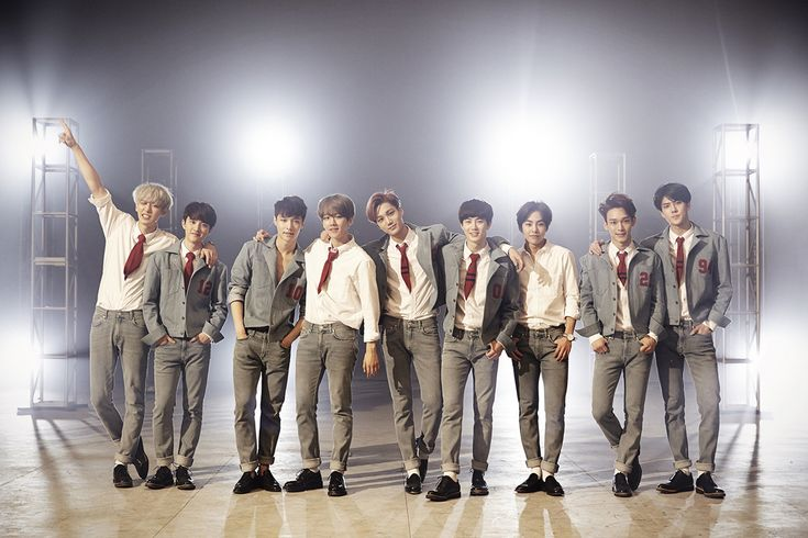 """EXO releases """"Love Me Right"""" MV teaser"""